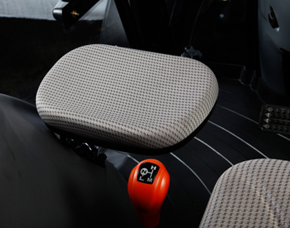 Instructor Seat