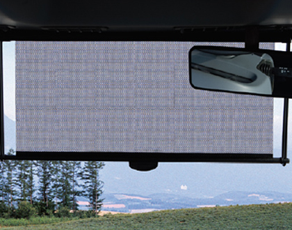 Front Sunshade (CABIN model only)